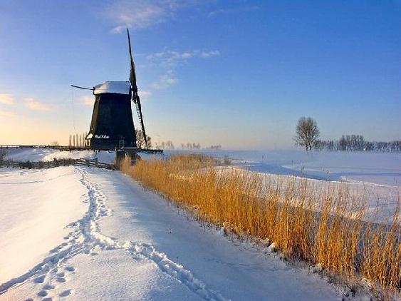 Clima-Holanda